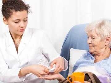 Behandlungspflege nach SGB V
